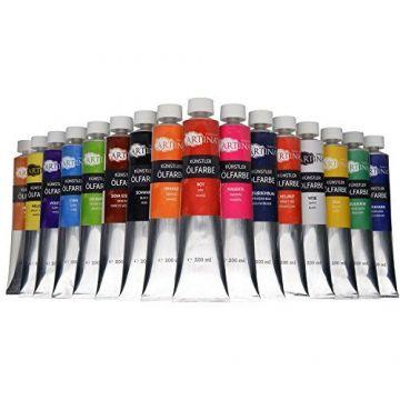 Маслена боя Artina 200мл - Различни цветове