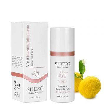 Хиалуронов лифтинг серум SHEZO 30ml с витамин С и екстракт от юзу