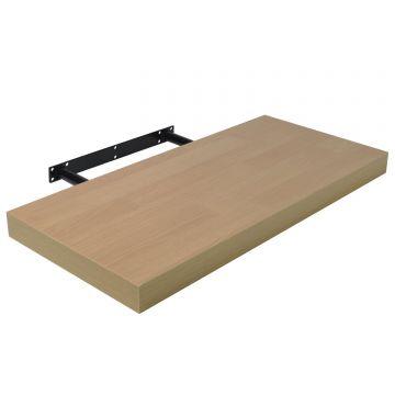 Рафт за стена Moorland 75х22,8х3,4см дъб
