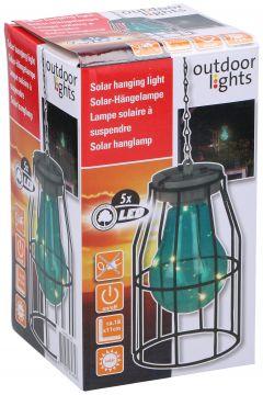 Соларна градинска LED лампа