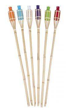 Бамбукова факла 90см