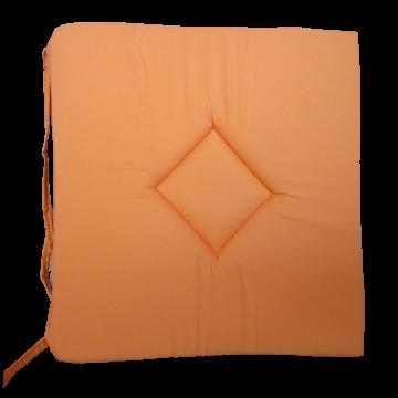 Възглавница за стол Ким оранжева