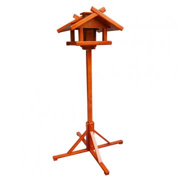 Хранилка за птици със стойка