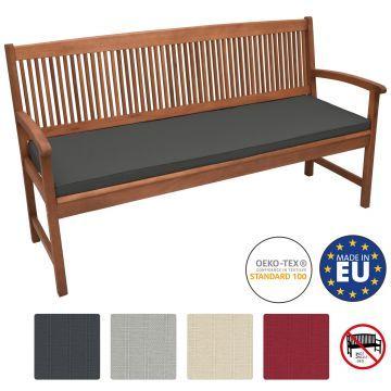 Възглавница за пейка Beautissu 180х48х5см - Различни цветове