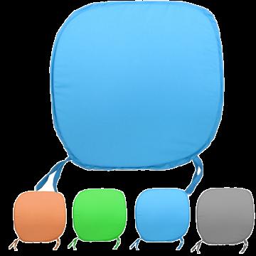 Възглавница за стол Лара 38х38х1,5см - Различни цветове