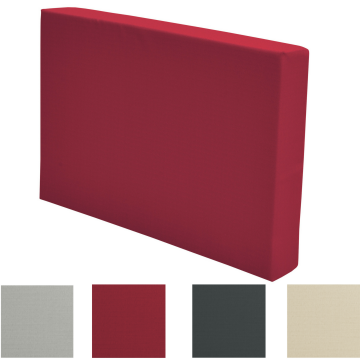 Палетна възглавница страница 70х40х8см - Различни цветове