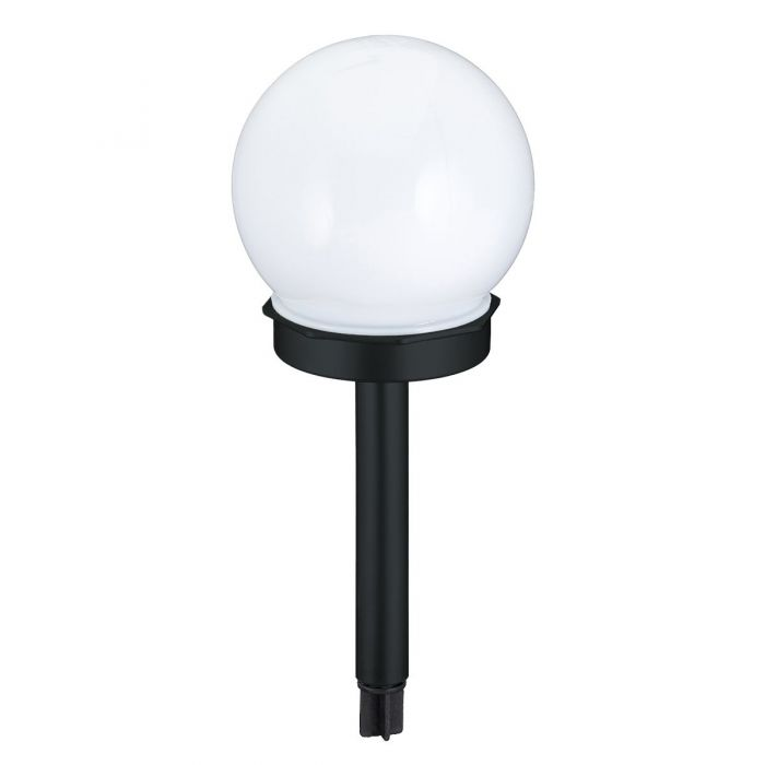 Соларна кръгла LED лампа
