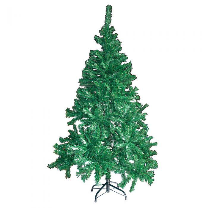 Голяма коледна елха изкуствена 150см - 480 бр, върхови клонки