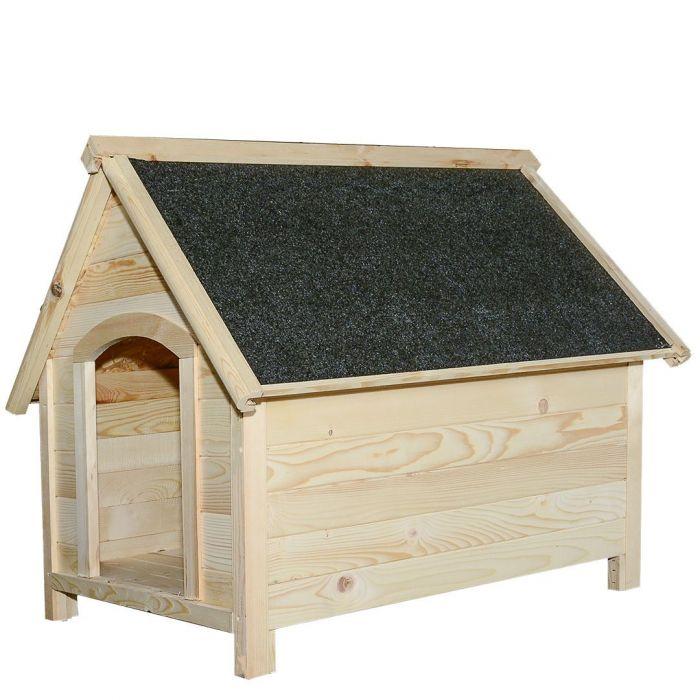 Натурална къща за куче M