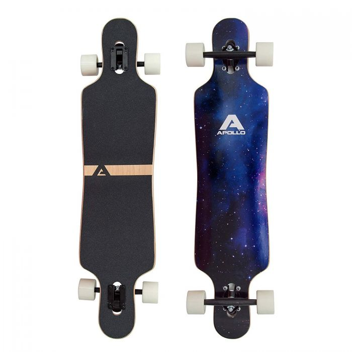 "Лонгборд ""Nebula"" Apollo 102x24см"