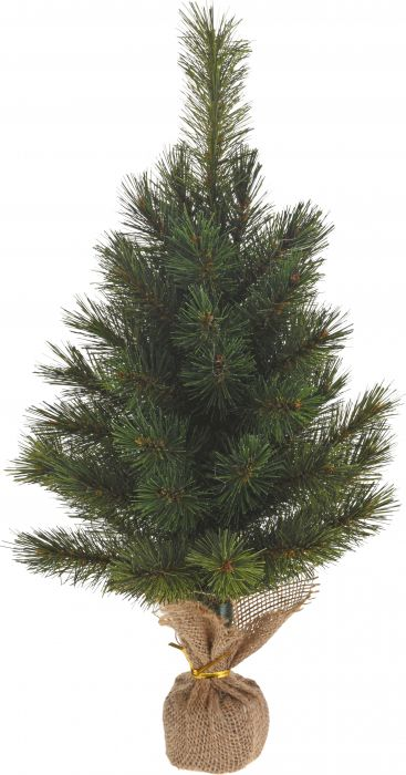 Изкуствена супер реалистична елха 45см