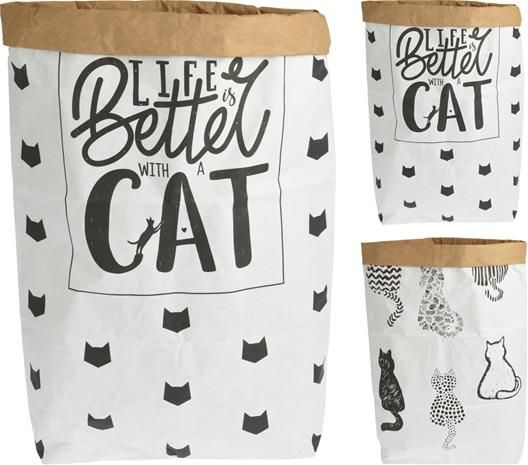 Хартиена играчка за котки 50x80см