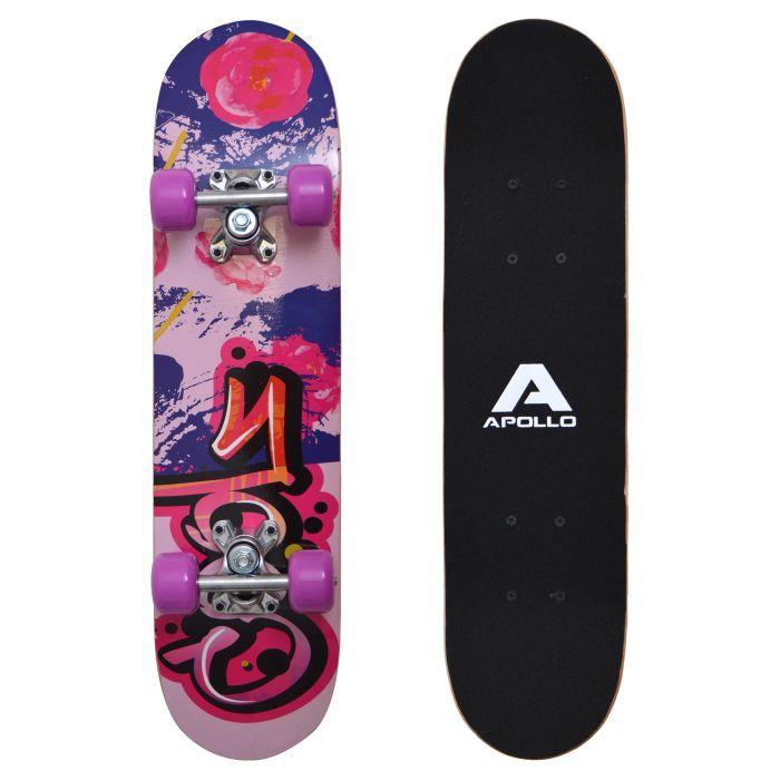 """Детски скейтборд """"Grafitti"""" Apollo"""