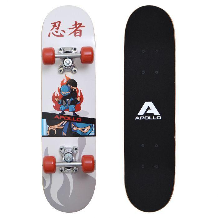 "Детски скейтборд ""Ninja"" Apollo"