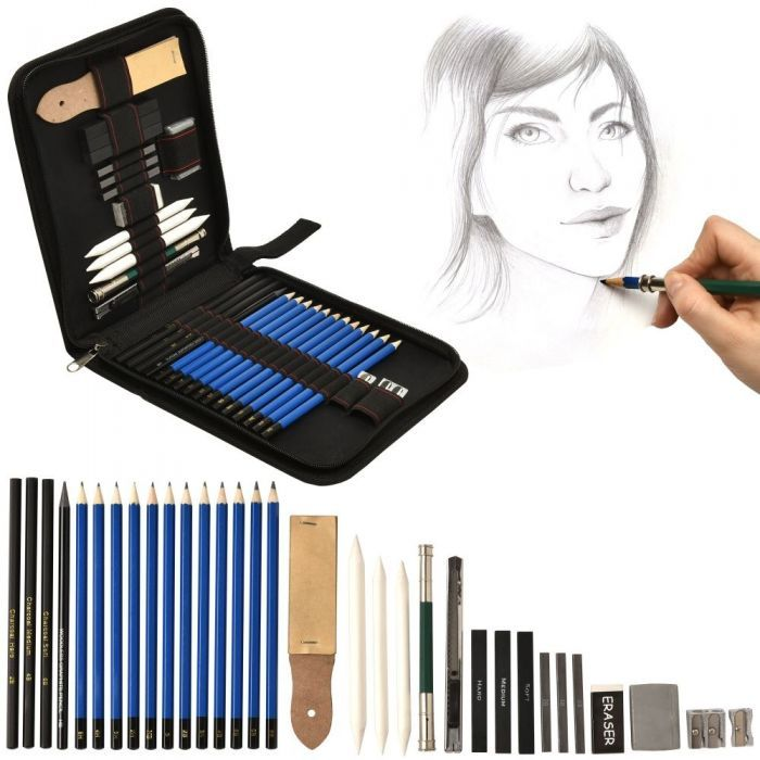 Професионален комплект моливи Artina Bari