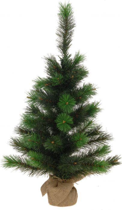 Коледна изкуствена елха 60см