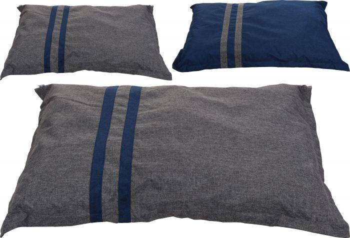 Голямо легло възглавница за куче