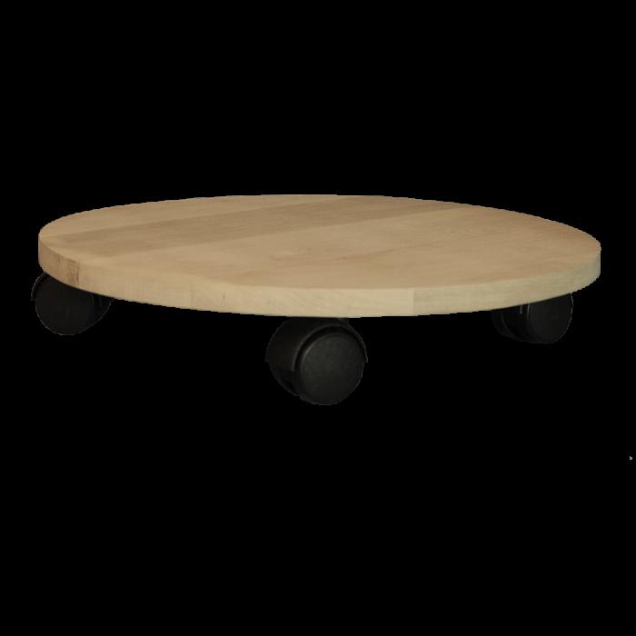 D1034 Плътен кръгъл ролер