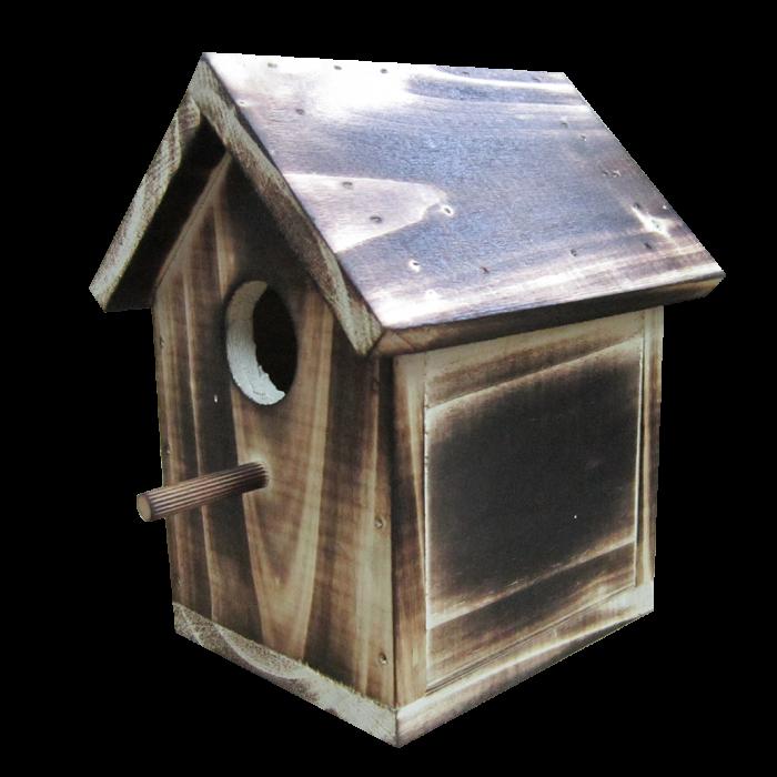 Къща за птици Единична