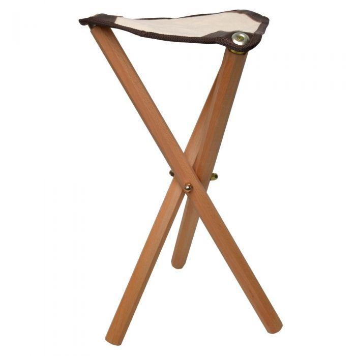 Трикрако сгъваемо столче