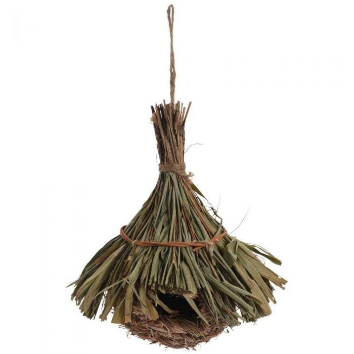 Къщичка-гнездо за птички