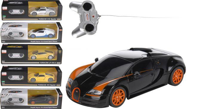 Кола с дистанционно Lamborghini Huracan RC