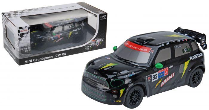 Кола с дистанционно Mini Countryman JCW RX RC