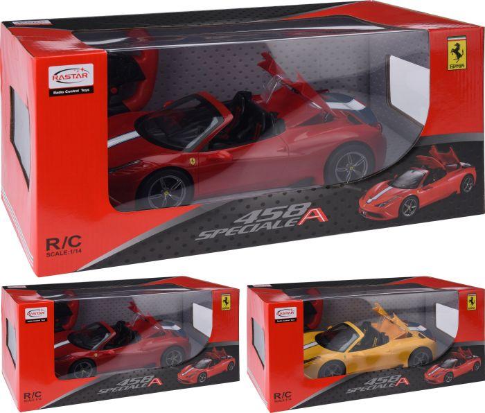 Кола с дистанционно Ferrari 458 RC