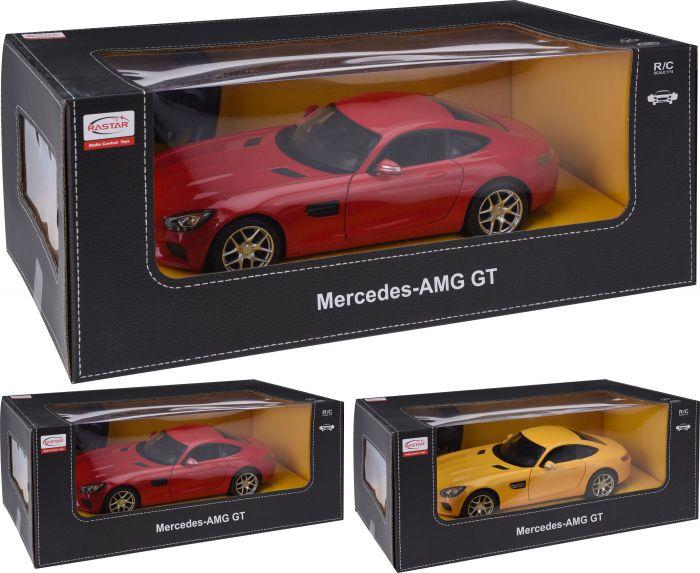 Кола с дистанционно Mercedes AMG GT