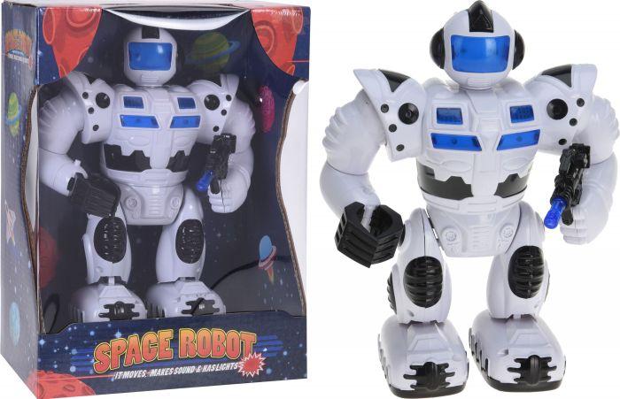 Детска играчка робот 24см
