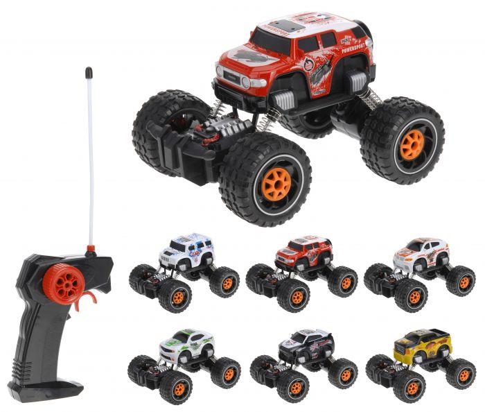 Състезателен джип Monster Truck RC