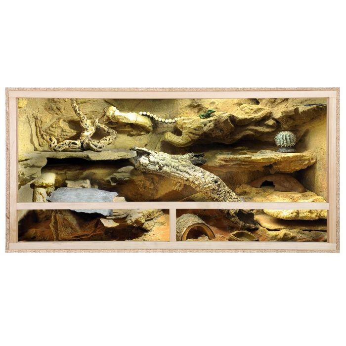Терариум за костенурка 150х60х60см