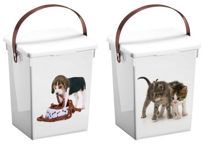 Кофичка за кучешка и котешка храна 5L