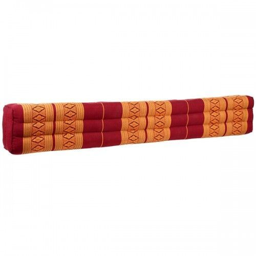 Блок за Йога червено-оранжев голям